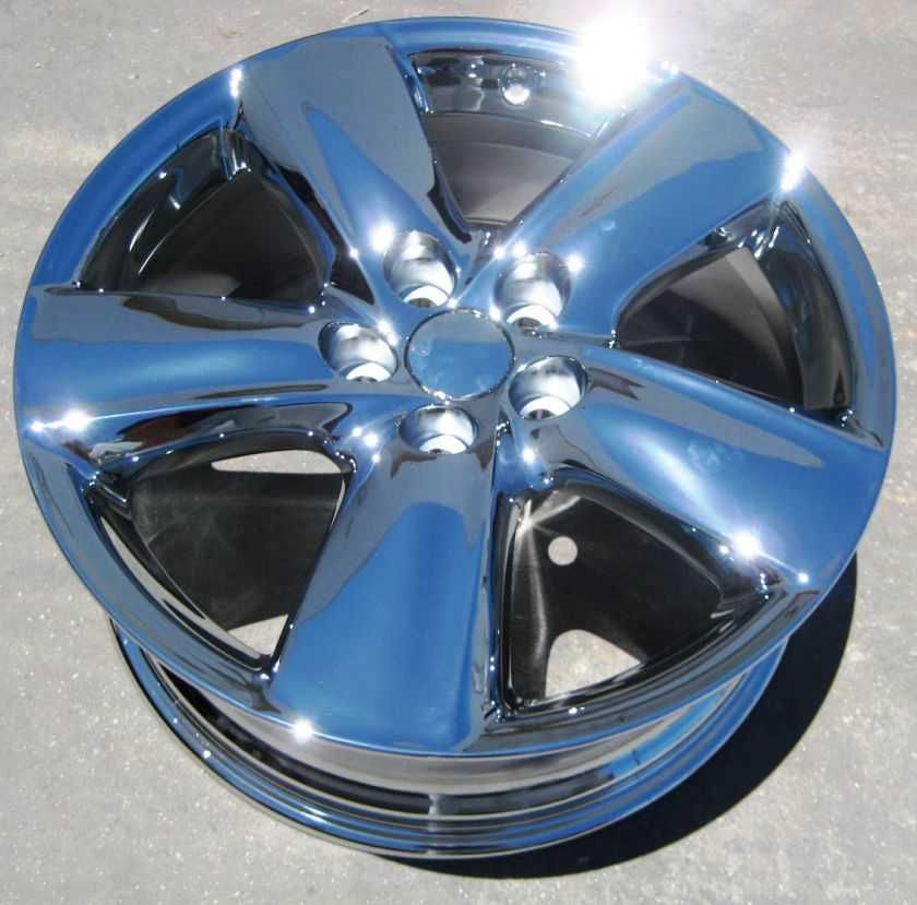 19 LEXUS LS460 LS460HL LS600 CHROME WHEELS RIMS 2007 2012   SET OF 4